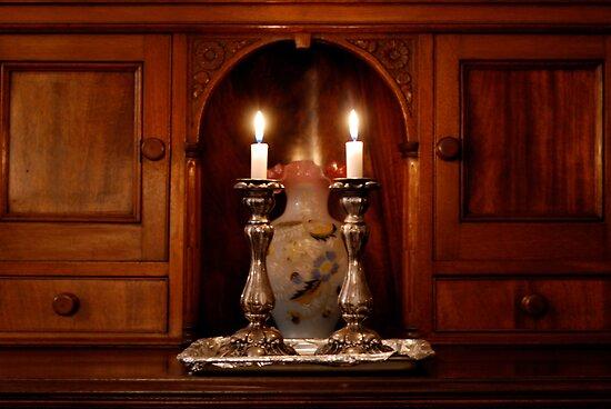 shabbat candles by jen savage redbubble