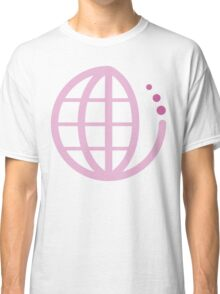 ecoecho : mother earth Classic T-Shirt