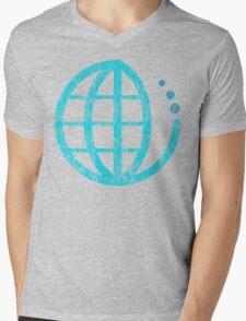 ecoecho : conserve water Mens V-Neck T-Shirt