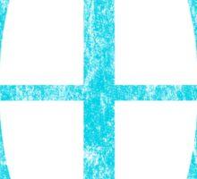ecoecho : conserve water Sticker