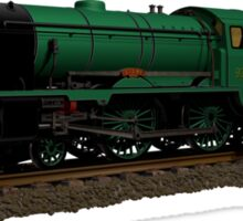 Locomotive Sticker
