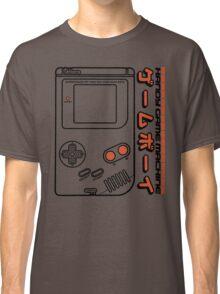 Handy Game Machine Classic T-Shirt