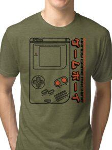 Handy Game Machine Tri-blend T-Shirt