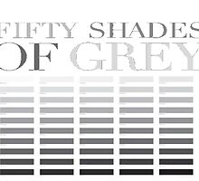 50 shades of grey by James Quinn