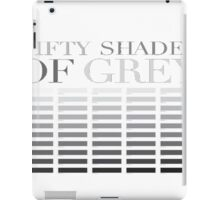 50 shades of grey iPad Case/Skin