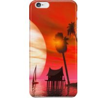 WITH THE EDGE OF OUR SUNS iPhone Case/Skin