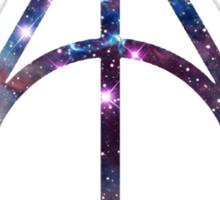Deathly Hallows - Nebula Sticker