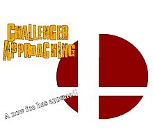 Challenger Approaching - Super Smash Bros. by JHHylianGamer