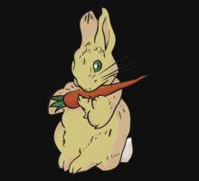 Cute Easter Bunny Kids Tee
