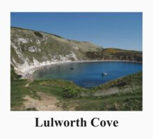 Lulworth Cove - Dorset / England Kids Clothes