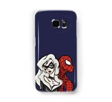 Spider-Man & Black Cat Samsung Galaxy Case/Skin