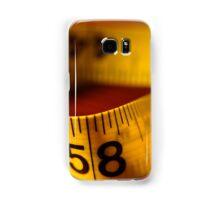 Measures Samsung Galaxy Case/Skin