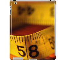 Measures iPad Case/Skin