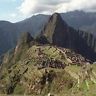 Machu Picchu by FlyingWildcat