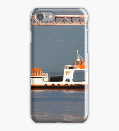 "ferry boat ""eborense"" iPhone Case/Skin"