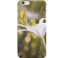 White Lily iPhone Case/Skin