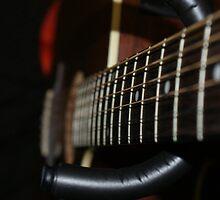 Mi Guitara by kthlnMAE