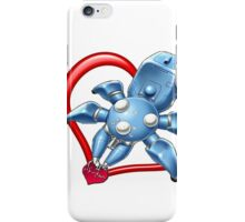Love in the Shell iPhone Case/Skin