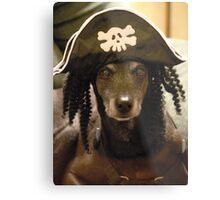 Yo Ho Yo Ho... A Pirate's Life For Me....  Metal Print