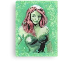 Poison Ivy! Canvas Print