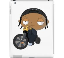 A$AP Rocky vs. Stewie  iPad Case/Skin