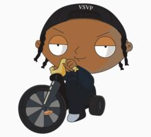 A$AP Rocky vs. Stewie  by Georg Bertram
