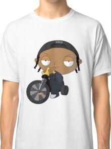 A$AP Rocky vs. Stewie  Classic T-Shirt