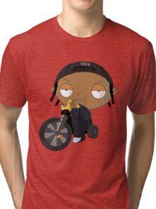 A$AP Rocky vs. Stewie  Tri-blend T-Shirt