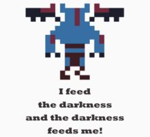 Night Stalker - I feed the darkness by BrewMasterMD