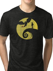Dragon Nightmare2 Tri-blend T-Shirt