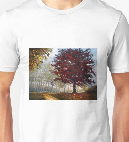 Red Maple Unisex T-Shirt