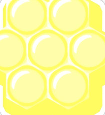 honeycoma Sticker