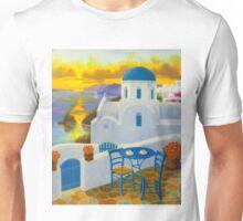 Santorini Unisex T-Shirt