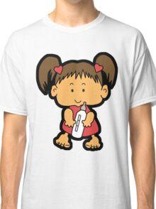 Baby girl... Classic T-Shirt