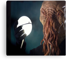 Too Ood to be True! Canvas Print