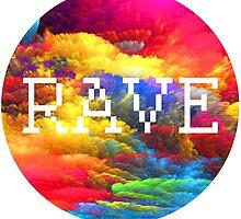 RAVE by teeshirts6