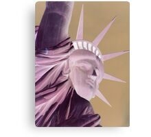 New York Statue of Liberty Canvas Print