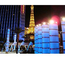 On the Strip ^ Photographic Print
