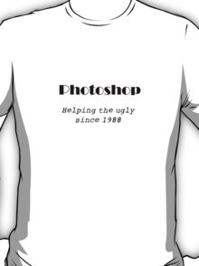 Photoshop t shirt T-Shirt
