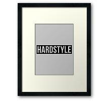 Hardstyle: Bold Framed Print