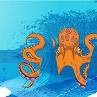 Octopus by David & Kristine Masterson