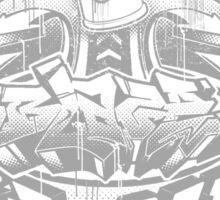 Blaze it Up (Mono2) Sticker
