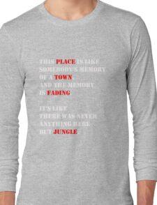 Jungle. Long Sleeve T-Shirt