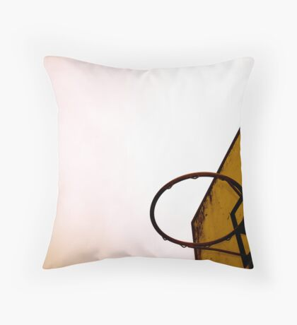 Nobody's playing Throw Pillow