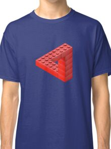 Escher Toy Bricks Classic T-Shirt