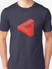 Escher Toy Bricks Unisex T-Shirt