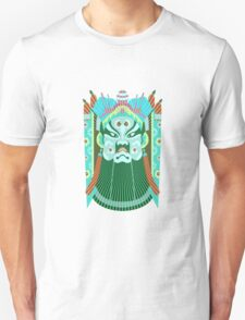 Chinese opera mask 3 T-Shirt
