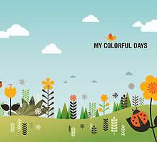 My Colorful Days by syhong