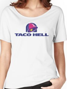 taco hell Women's Relaxed Fit T-Shirt