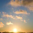 Sinai Sunset by Sekans